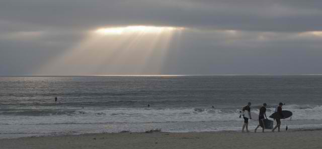 Carlsbad-Beach-Sunset